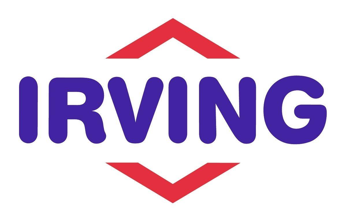 hi res Irving colour logo