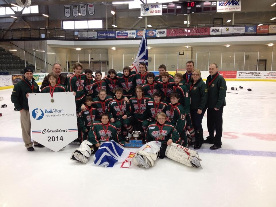 Tri Pen Ice AAA Peewee Atlantic Championsphoto