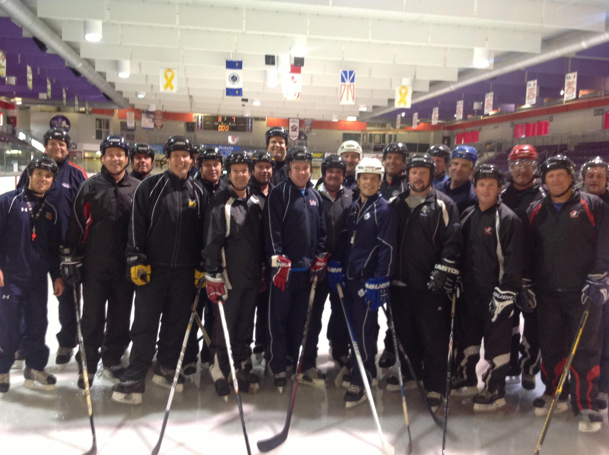 4th Annual Coach Development Weekend presented by Hockey ...