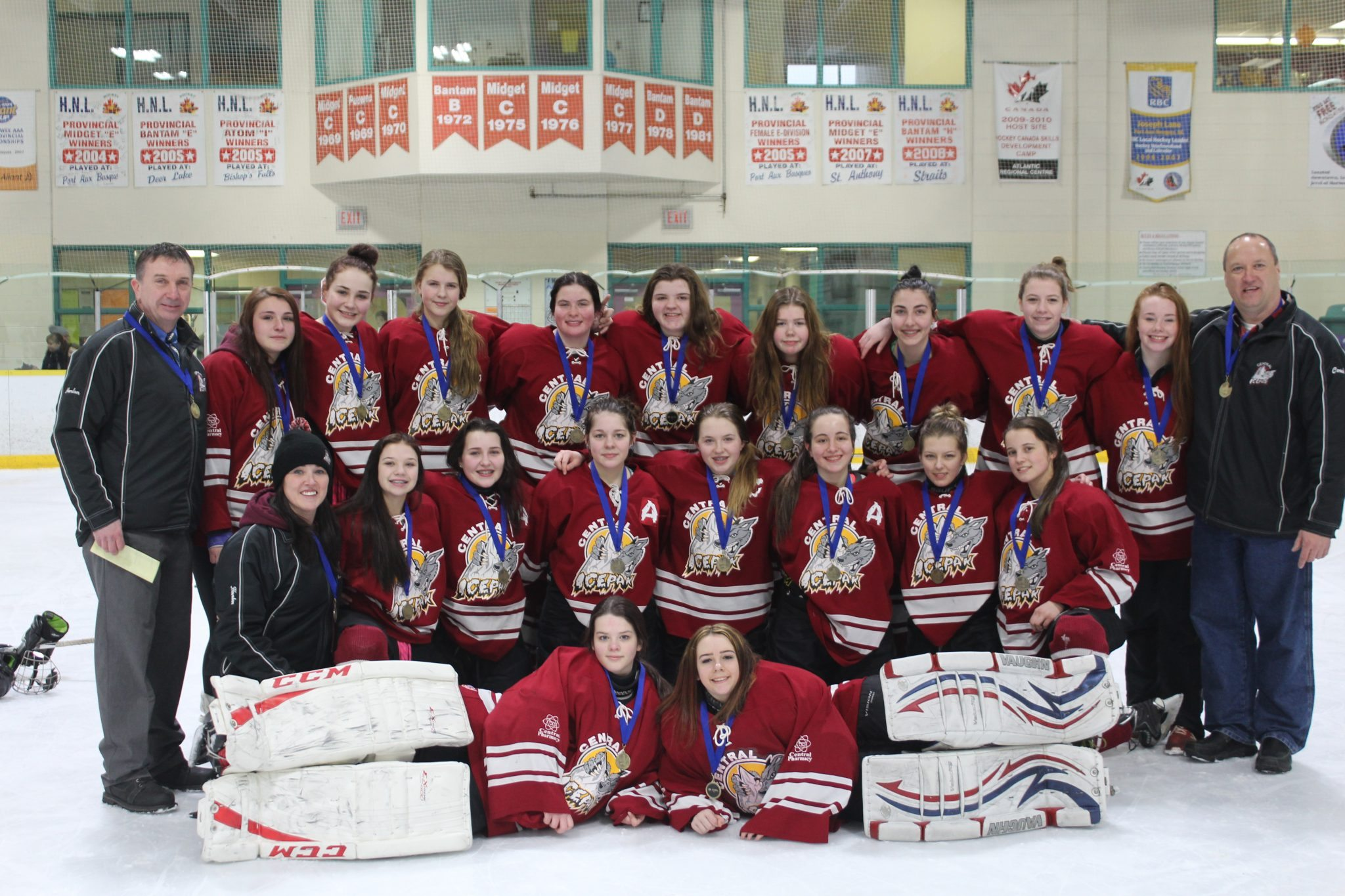 Central bantam aaa female prov champs2