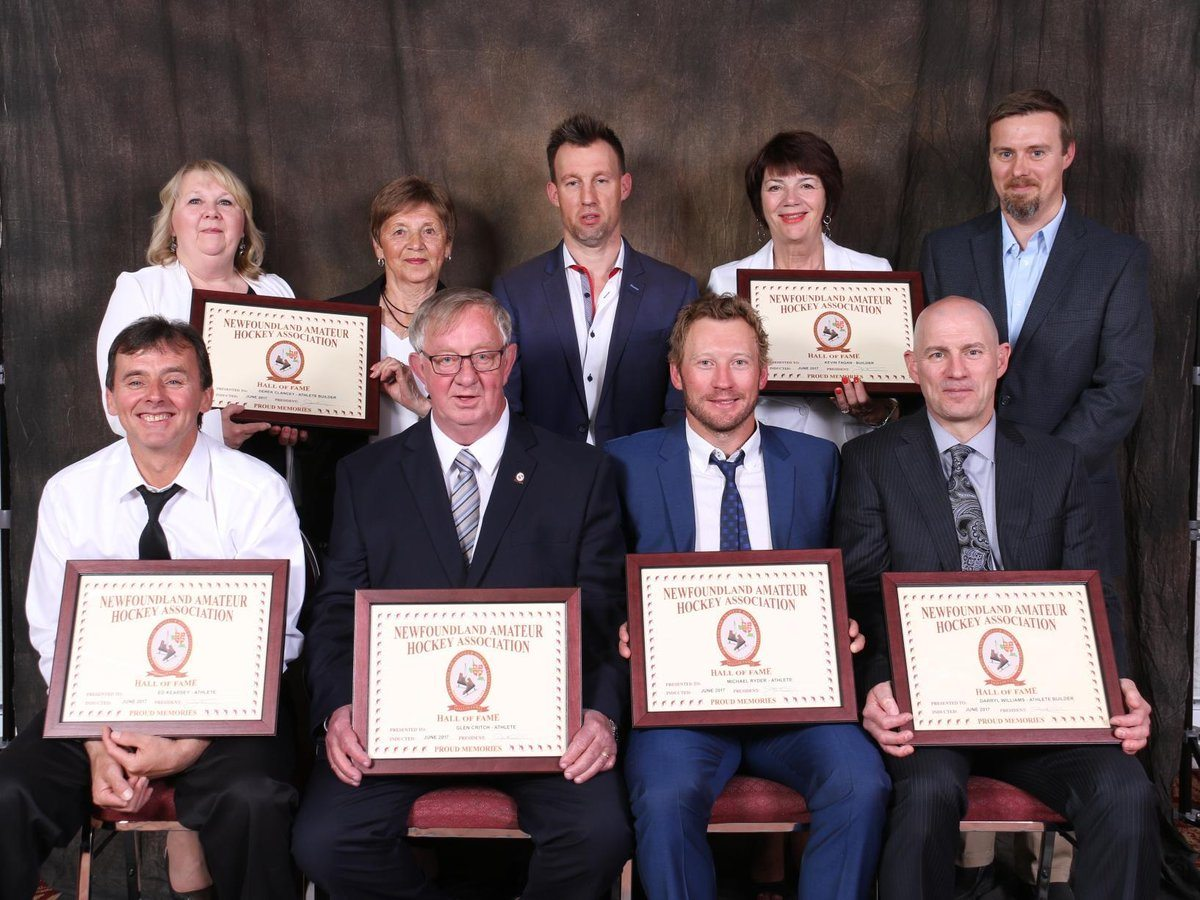 Hockey NL Announces Annual Award Winners and Election ...